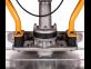 Привод к виброрейке VSG-2.5N (Двигатель Vektor) 3