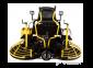 Двухроторная заглаживающая машина VTMG-1000 (двигатель GX690) 0